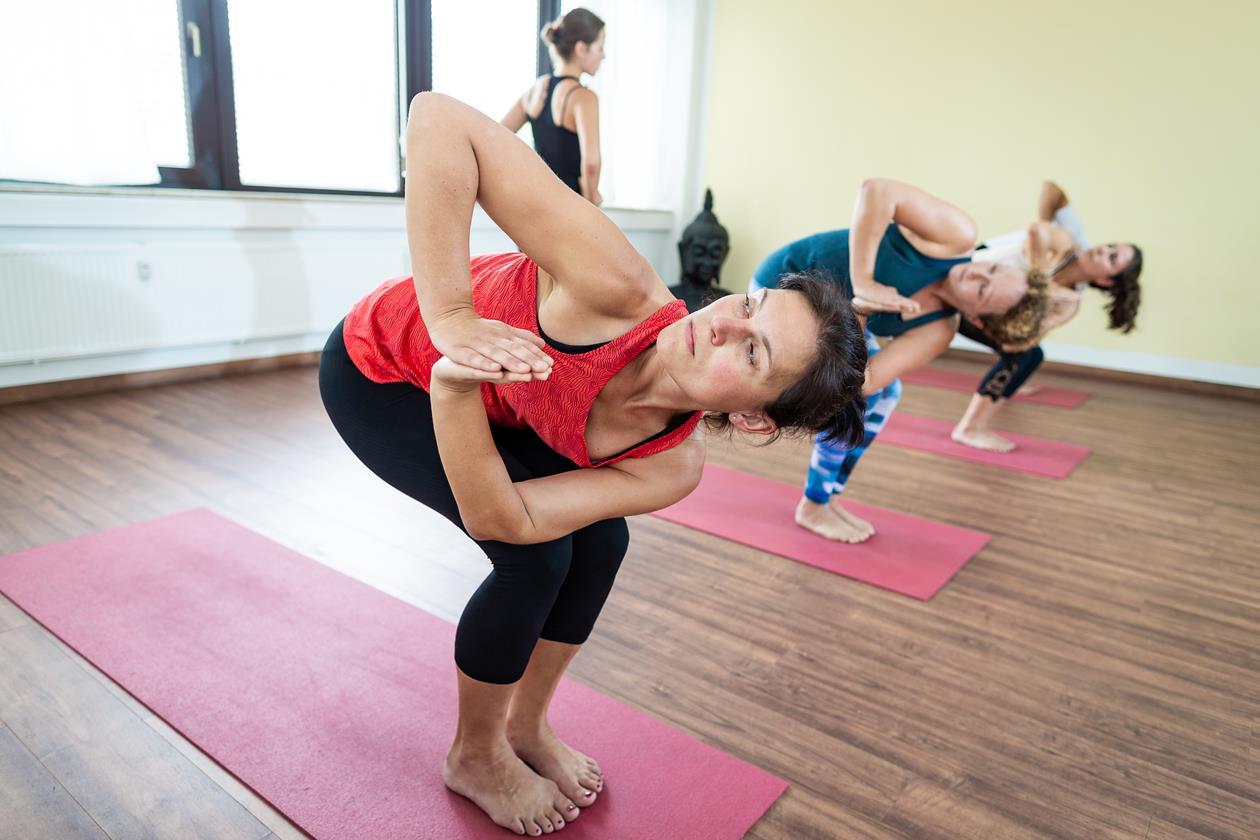Yoga für mehr Ausgleich und Entspannung in der Boulderwelt Regensburg